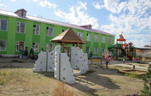 Детска градина в град Чойбалсан