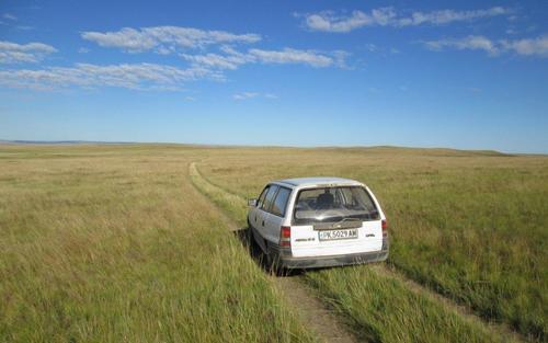 """""""Хубавият"""" пряк път през ливадите и баирите, по който минах 60 километра"""