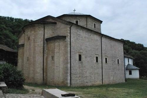 """Манастирът """"Света Пречиста"""" в Кичево"""