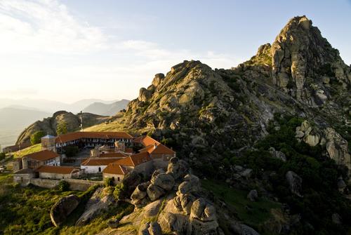 Манастирът на Трескавец – опожаряван и наново изграждан