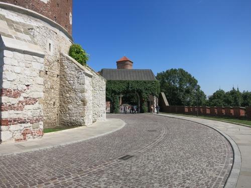 Краков, Готическият замък на Краков
