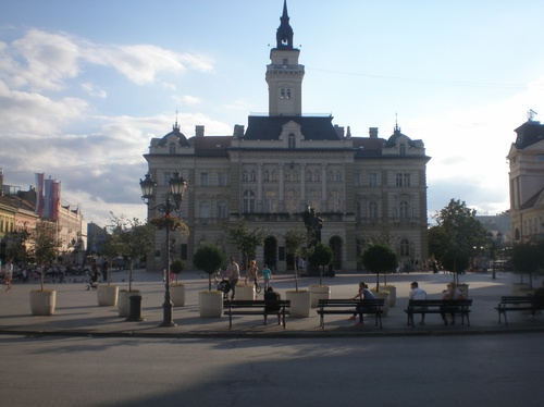 Нови Сад, Общината