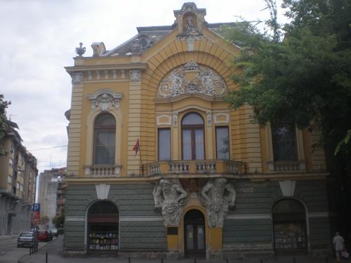 Суботица, Градската библиотека