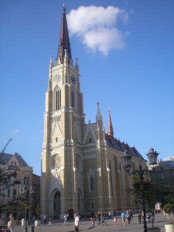Нови Сад, Главната градска катедрала