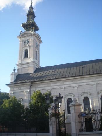 Нови Сад, Православен храм Св. Георги