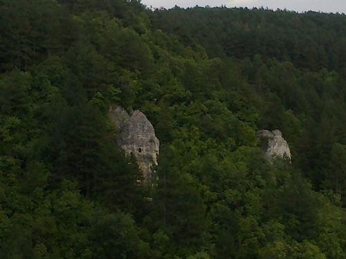 скалните манастири