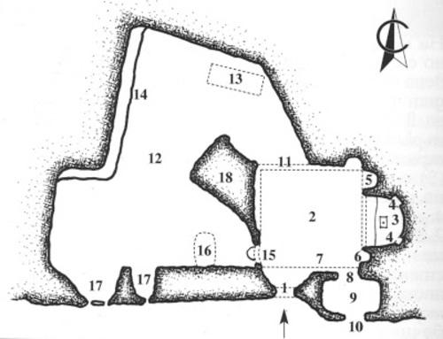 Костадиновия скален манастир