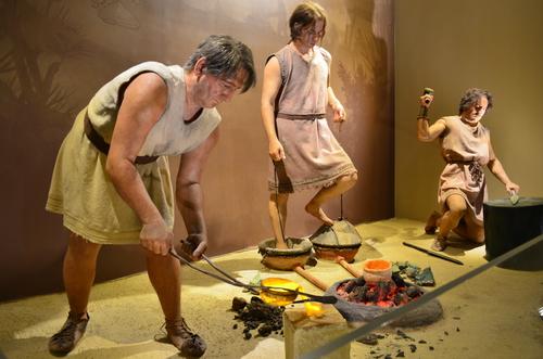 Музеят на анадолските цивилизации в Анкара