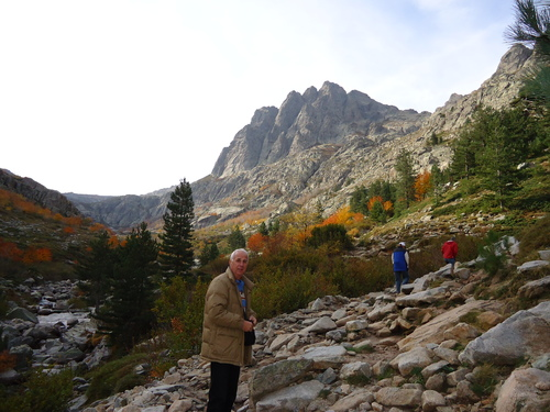Изкачване на връх Монт Ротондо