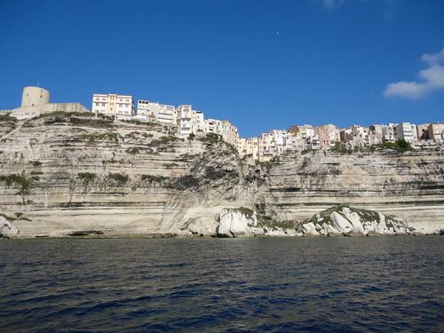 Бонифасио - перлата на Корсика и най-южна точка