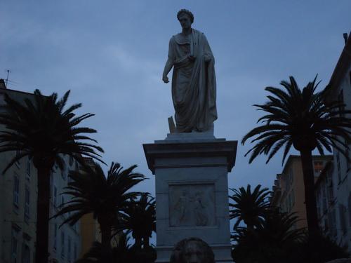 АЯЧО - столицата на Корсика и родно място на Наполеон