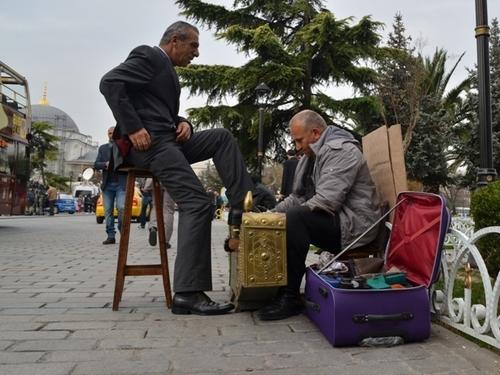 в Истанбул