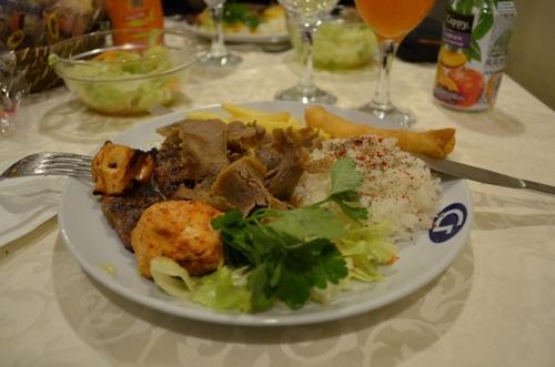 храната в Истанбул
