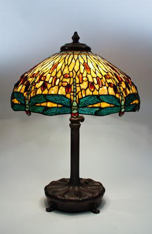 Тифани лампа Водно конче