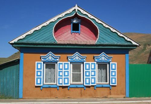 Селска къща в Десятниково