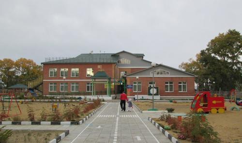 Детската градина в град Бабушкин