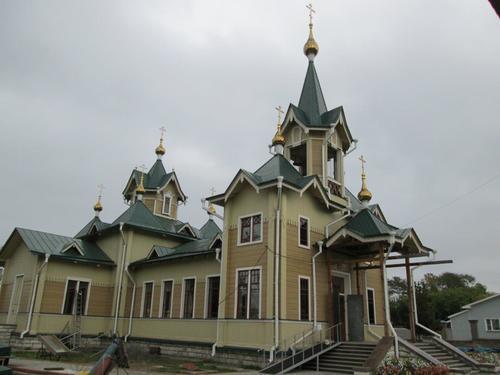 Реновираната старинна черква