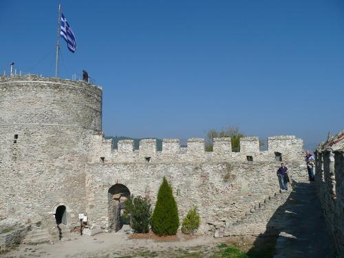 Част от крепостта