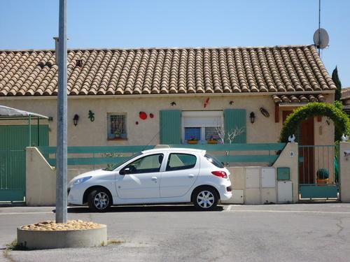 Китна къща с дворче в Сент Мари