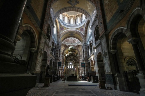Марсилия, Cathedrale La Major