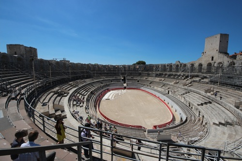 Арената на Арл