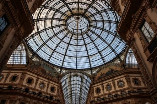 Милано, галерия на Виторио Емануеле