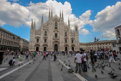 Милано, Катедралата