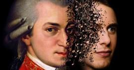 Ликът на Моцарт ни преследва още от Аерогарата