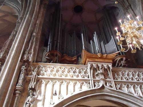 Този орган помни и Хайдн и Моцарт