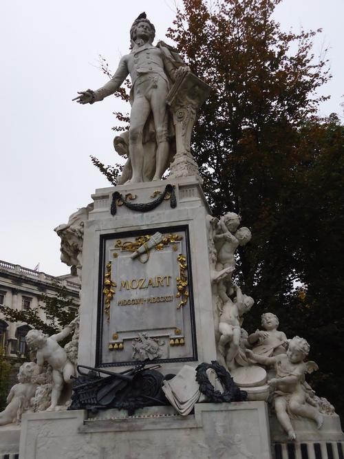 Монументът на Моцарт