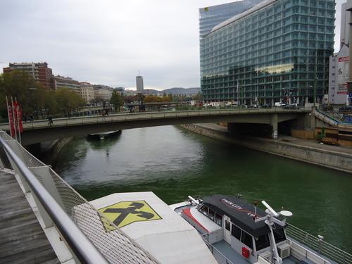 ...и един от каналите на Дунав