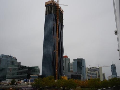 Модерният квартал, където е и ООН-Сити