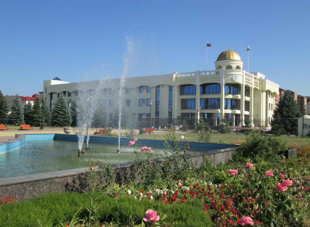 Сградата на Народното събрание