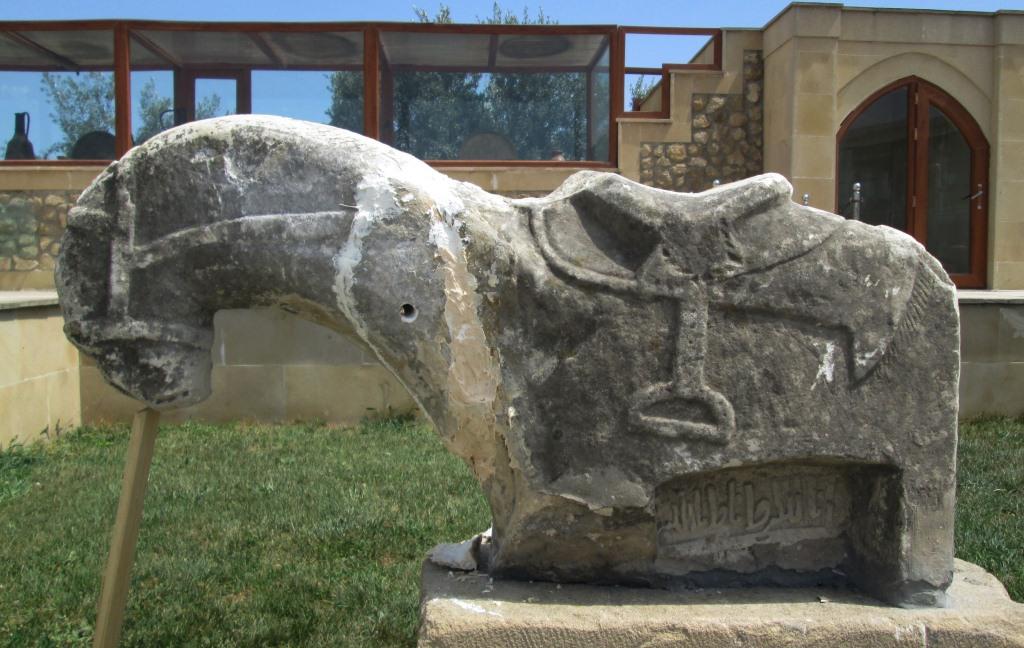 Хилядолетна каменна скулптура
