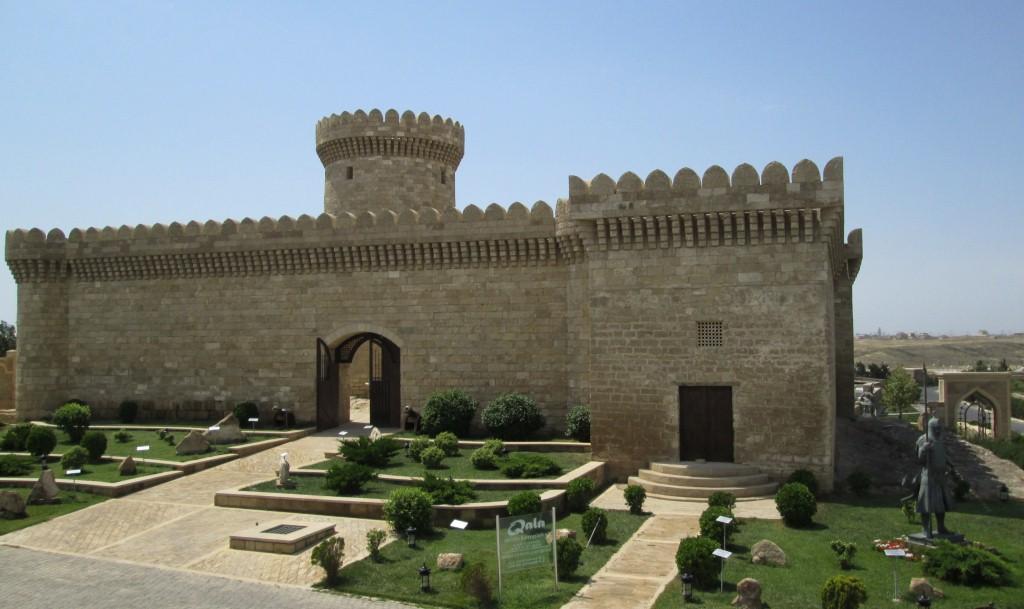 Реставрираната крепост
