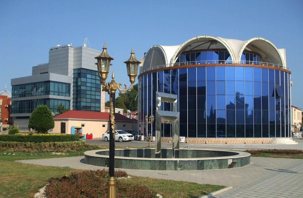 Музейният комплекс, посветен на живота и дейността на бившия президент Гейдар Алиев