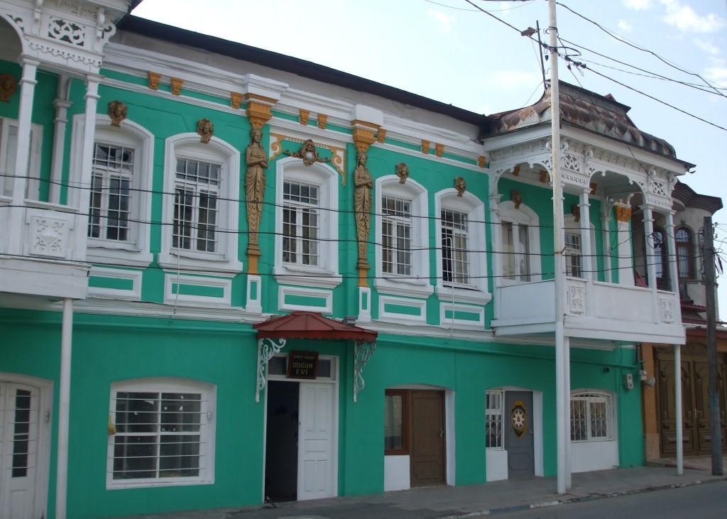 Красив образец на архитектурата от времето на царска Русия
