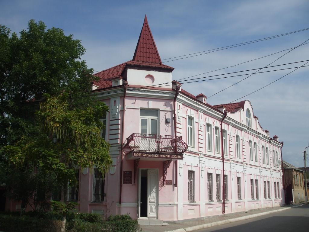 Музеят на историята на град Кизляр